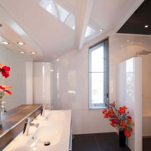 Een Nieuw Badkamer Plafond Binnen Een Dag Een Nieuw Spanplafond