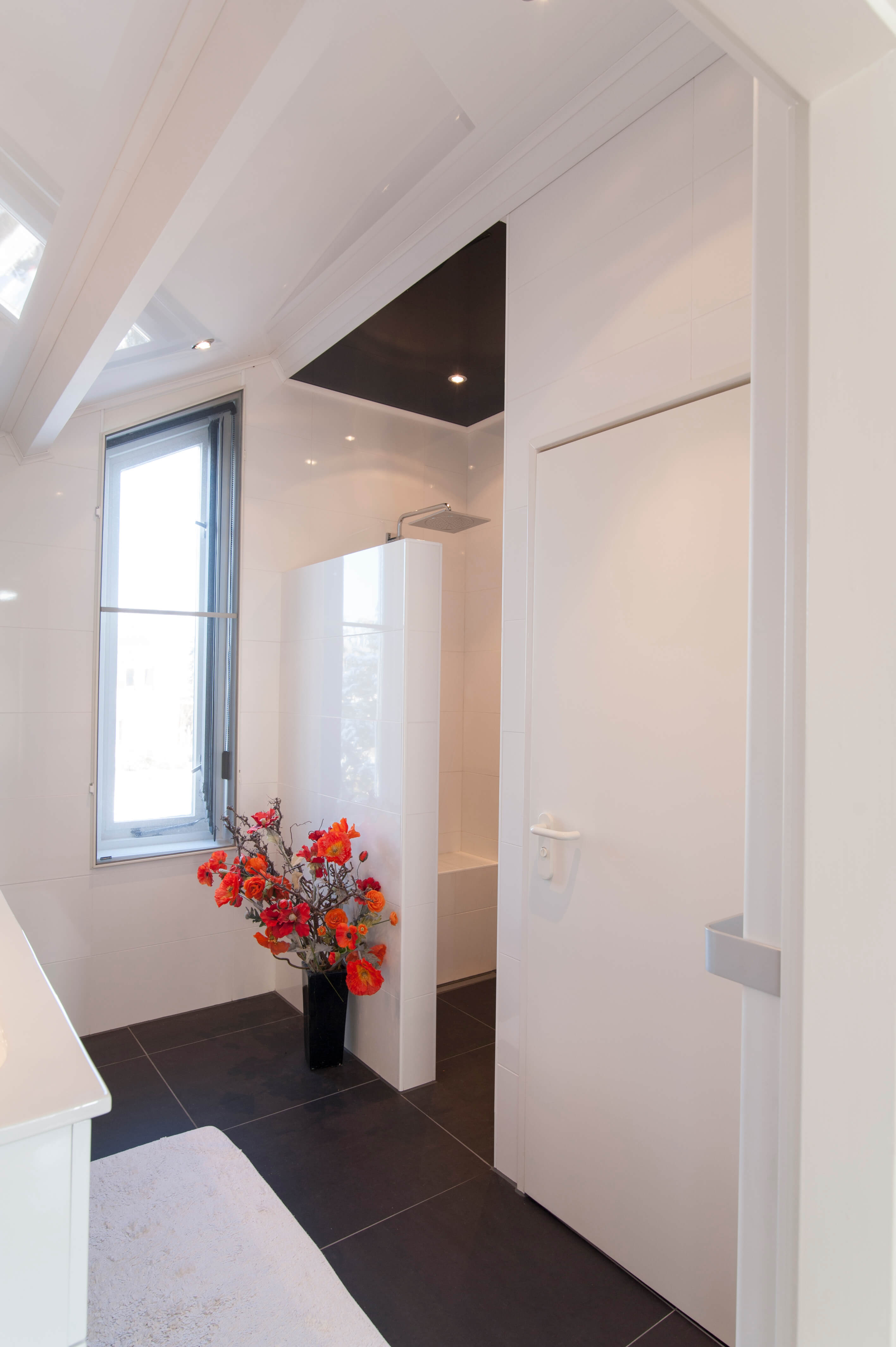 Badkamer spanplafond - Dreamplafonds